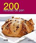 200 recetas de pan...