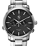 BMW Original Men's Watch Stainless Steel with Dark Face