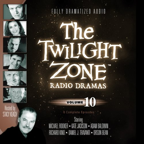 The Twilight Zone Radio Dramas, Volume 10  Audiolibri