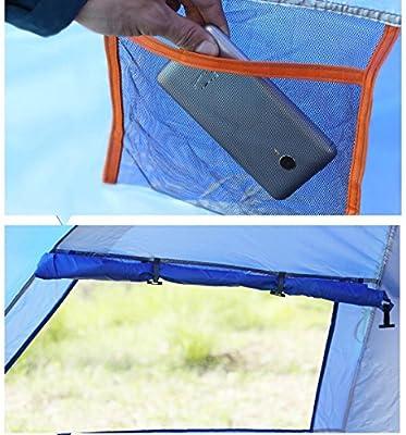 3–4Man Hydraulische Dome Automatische Pop Up Zelt Himmel Abdichtung Sonne Schatten Rucksackreisen Zelte für Camping Wandern Strand Angeln Hi suyi