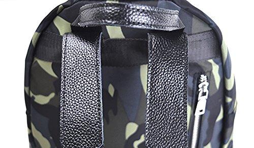 Camo Tactical zaino impermeabile resistente Tactical Realtree 35,6cm Day Pack & # xFF08; 3colori & # XFF09;, Forest camo Camo