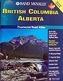 British Columbia Alberta Provincial Road Atlas -
