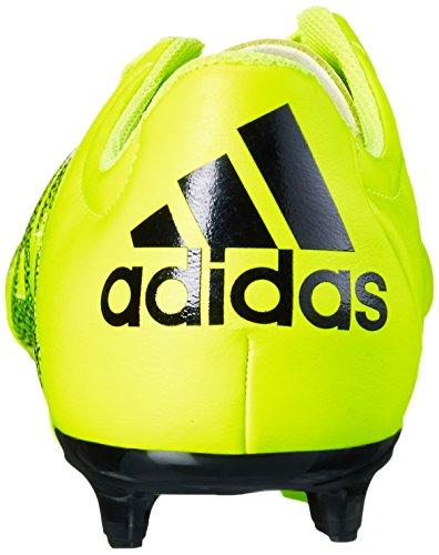 adidas Performance X15.3 FG/AG Herren Fußballschuhe Lima / Negro