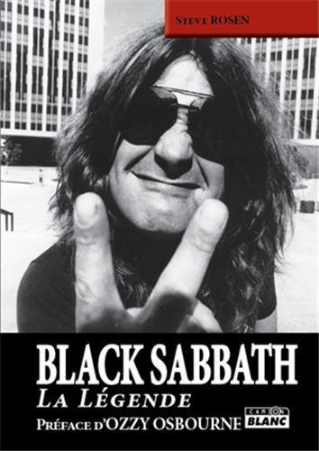 BLACK SABBATH La légende