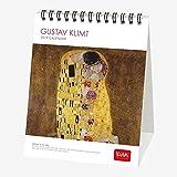 Gustav Klimt 2019Calendrier de bureau–12x 14.5cm