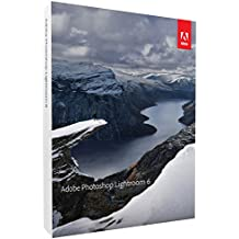 Adobe Photoshop Lightroom 6 - Software de gráficos (Inglés, Caja, Completo, Windows 7 Enterprise,Windows 7 Enterprise x64,Windows 7 Home Basic,Windows 7 Home Basic..., Mac OS X 10.7 Lion,Mac OS X 10.8 Mountain Lion,Mac OS X 10.9 Mavericks, Win/Mac)