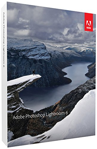 Adobe Lightroom 6 ALL - Software De Gestión Multimedia, Retail EU