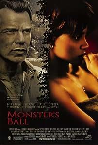 Monster's Ball Poster Movie 11 x 17 In - 28cm x 44cm Billy Bob Thornton Halle Berry Heath Ledger Peter Boyle Sean (Puffy Puff Daddy