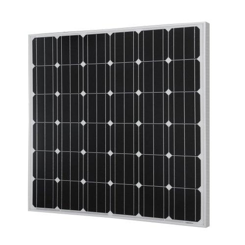 Descripción:  El panel solar Renogy monocristalino de 150 W es el componente clave para un sistema cuando se va a la intemperie. Estos paneles están equipados con conectores MC4, compatibles con el kit adaptador Renogy MC4de modo que puede configura...