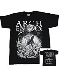Arch Enemy, T-Shirt, Apocalyptic Rider