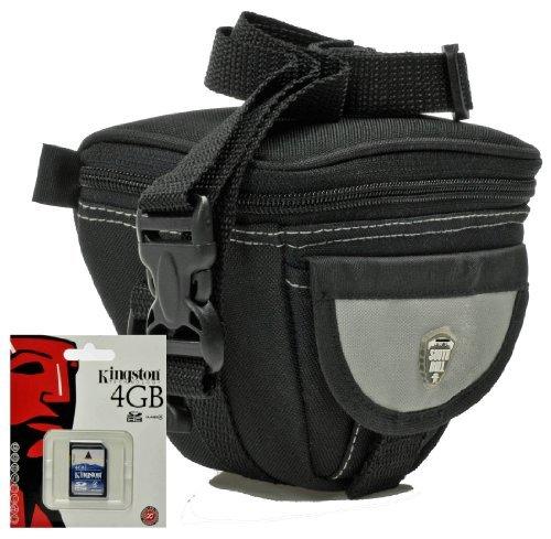 Foto Kamera Tasche Southbull Valley mit Regencape Set mit 4GB SD Karte für Sony RX1 RX100 Nikon Coolpix B500 L340 840
