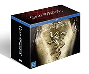 Game of Thrones Ultimate Collector's Edition Staffel 1-6 mit Night King Figur + Fotobuch + Bonusdiscs exklusiv bei Amazon.de Blu-ray Limited Edition