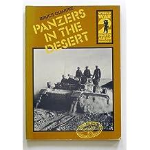 World War II Photo Album 1 Panzers in the Desert