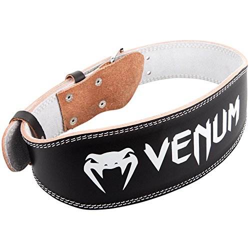 Venum-Unisexs-Hyperlift-Belt-Black-SmallMedium