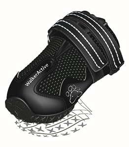 Walker Active Protective boots, Black, L, 2 pcs