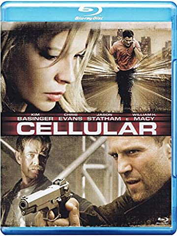 Cellular [Blu-ray] [Import anglais]
