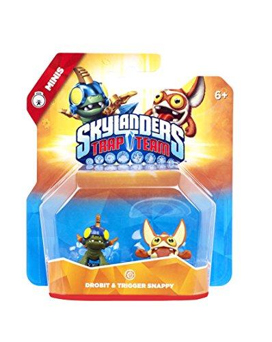 Skylanders Trap Team - Minis Pack (Drobit, Snappy)