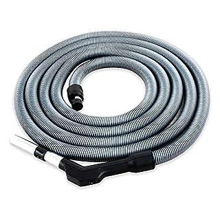 Komfort Schlauch für Zentralstaubsauger / Staubsaugeranlage, 10.7m Länge, passend für viele Marken und Anbieter