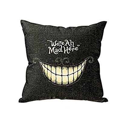 Pillow Case,Manziron Sofa Waist Cushion Cover Home Decor - low-cost UK light store.