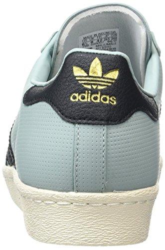 adidas Superstar 80s, Scarpe Sportive Uomo Blue