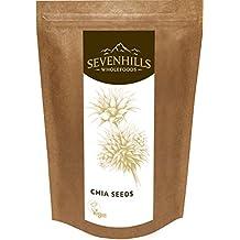 Sevenhills Wholefoods Raw Chia Seeds 1 kg