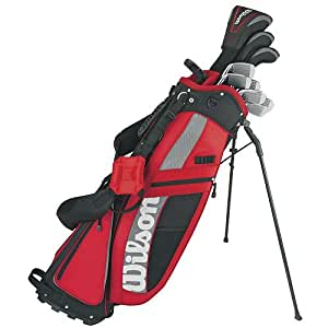 Wilson Tour RX Mens Right Hand Golf Clubs Complete Set