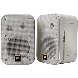 JBL C1Pro-WH Haut-parleur Blanc