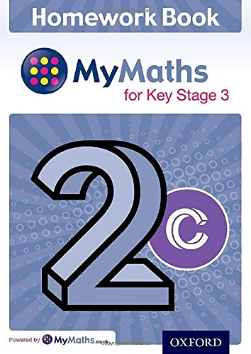 Mymaths for Ks3 Homework Book 2c Single