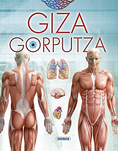 Giza gorputza (Liburutegia esential) por Susaeta Ediciones  S A