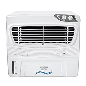 43b06670300c Maharaja Whiteline Arrow Dlx CO-124 50 L Air Cooler (White and Grey)   Amazon.in  Home   Kitchen