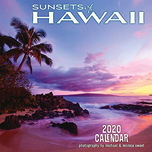 Pacifica Island Art - Wandkalender 2020 - Sonnenuntergang Hawaii von Michael & Monica Sweet