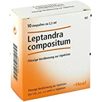 Leptandra Compositum Ampullen 10 stk preisvergleich bei billige-tabletten.eu