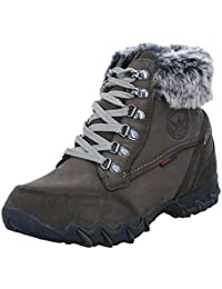 Allrounder by Mephisto NALA STYX 37/S.MESH 37 TAUPE/TAUPE, Damen Outdoor Fitnessschuhe, Braun (TAUPE/TAUPE), 38 EU (5 Damen UK)