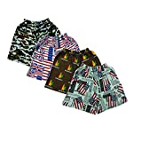Lyril Men's Cotton Boxer (Pack of 4) (LY...