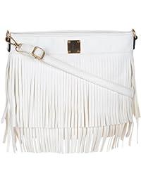 White Women s Cross-body Bags  Buy White Women s Cross-body Bags ... 19882592e694b