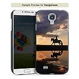 DeinDesign HTC One M8s Hülle Schutz Hard Case Cover Pferd Sonnenuntergang Reiten