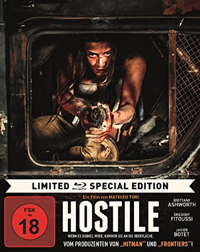 Hostile - Special Edition im Future Pack [Blu-ray]