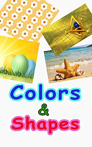COLORS AND SHAPES (English Edition) por KIMBERLY ANN
