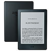 Nuevo E-reader Kindle, pantalla táctil antirreflejos de 6'' (15,2 cm) de Amazon