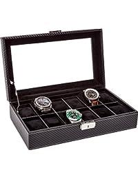 LA ROYALE CLASSICO 12 CARBON Boîte de montre