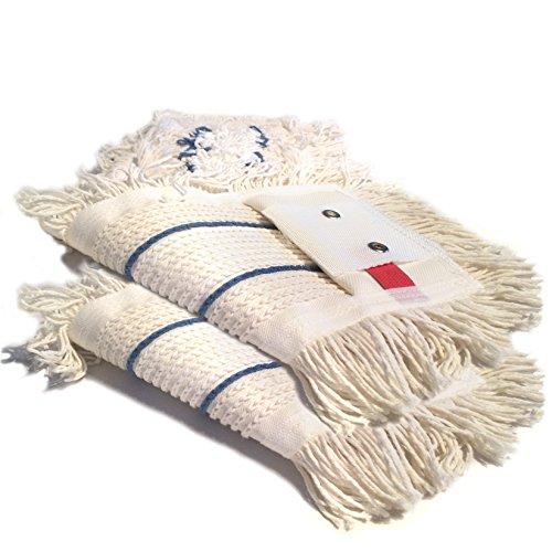2-x-linguette-mop-cotone-microfibra-panno-lavapavimenti-40-cm-hospital-mop-professionale-con-lacci