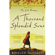 The Kite Runner A Thousand Splendid Suns by Khaled Hosseini - Paperback