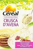 Cereal Crusca d'Avena, Pancake alla Crusca d'Avena e Lamponi - 400 gr