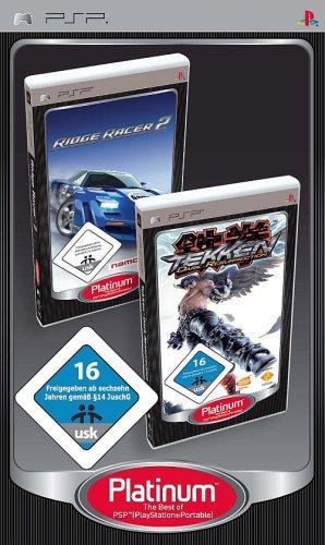 Tekken: Dark Resurrection / Ridge Racer 2 (Platinum Double Pack)