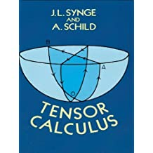 Tensor Calculus (Dover Books on Mathematics)