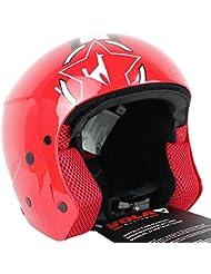 Vola 2017Nouveau Design pour adulte Coupe du casque de ski CE Astm certificat Integrally-molded avec Google Retainer amovible Happylife Padd
