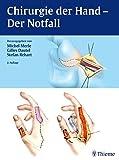 Chirurgie der Hand: Der Notfall