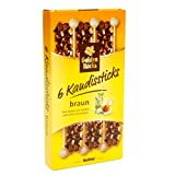 Golden Rocks Kandis Sticks Braun 6 Stück
