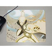 Naruto Shippuden–Ultimate Ninja Storm 4–Césped Shuriken–Novelty Gift–Custom Nombre Mouse Pad