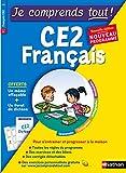 Telecharger Livres Je comprends tout Francais CE2 Nouveau programme 2016 (PDF,EPUB,MOBI) gratuits en Francaise
